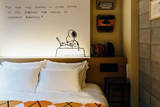 PEANUTS HOTEL Room41 部屋写真