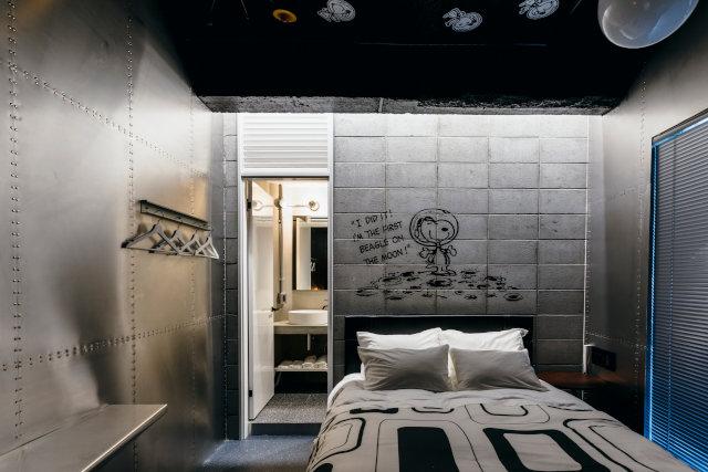 PEANUTS HOTEL Room42 部屋写真