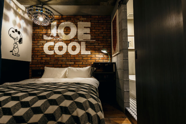 PEANUTS HOTEL Room43 部屋写真