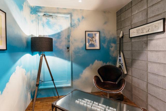 PEANUTS HOTEL Room44 部屋写真