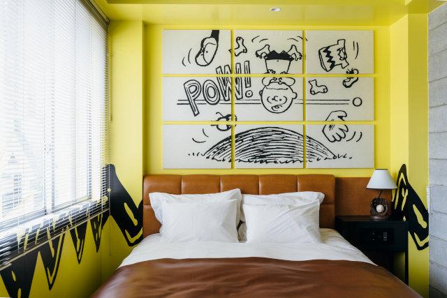 PEANUTS HOTEL Room51 部屋写真
