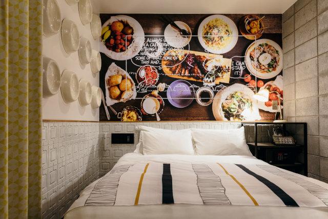 PEANUTS HOTEL Room53 部屋写真