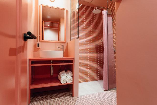 PEANUTS HOTEL Room64 部屋写真